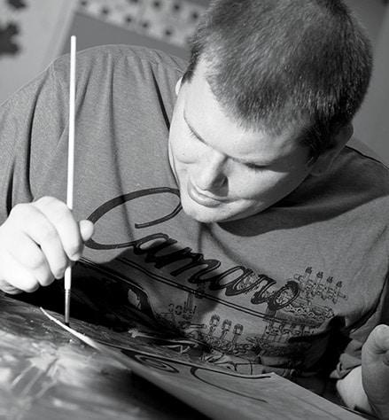 Photo of Mathew Gray