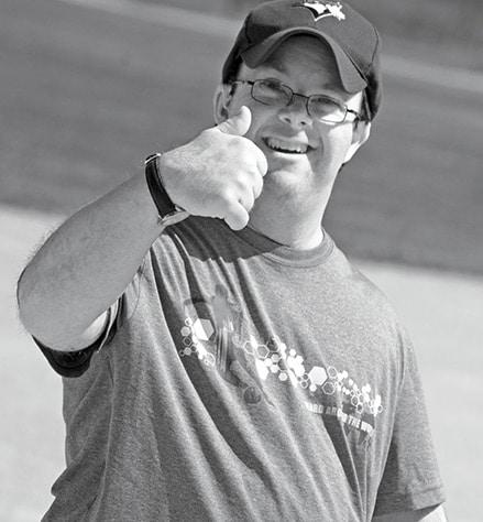 Photo of Stuart Parker